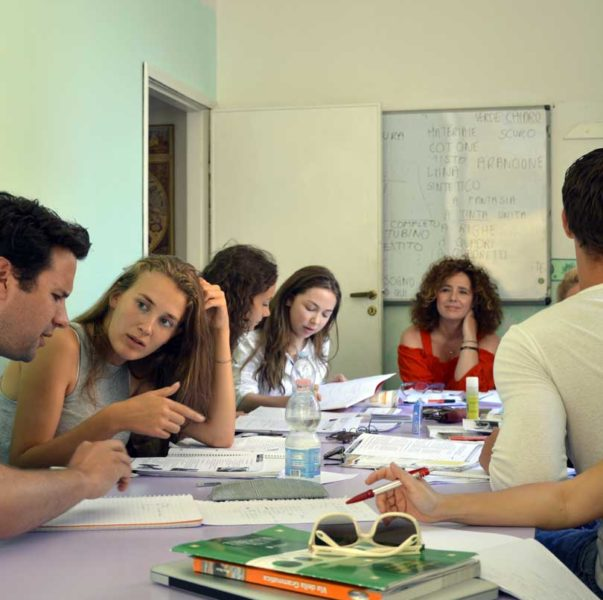 Italian Language School - Group courses