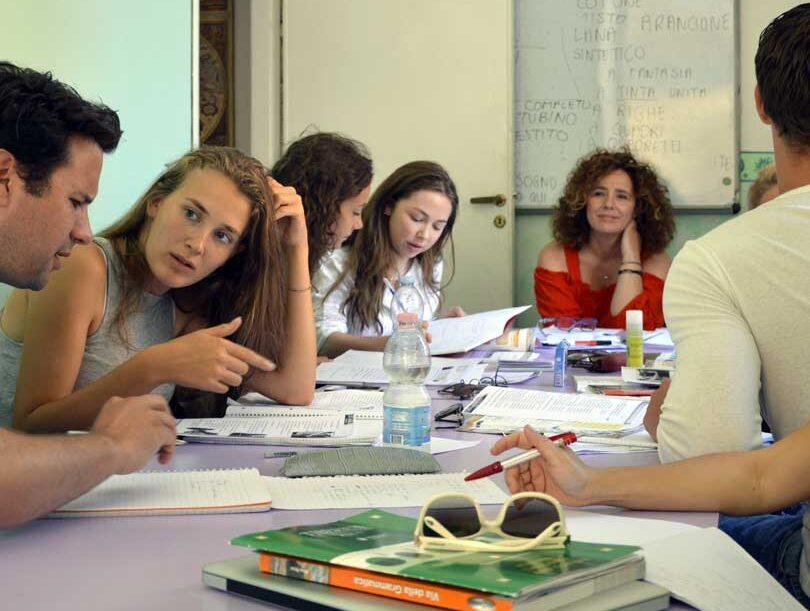 Italian Language School - Group courses