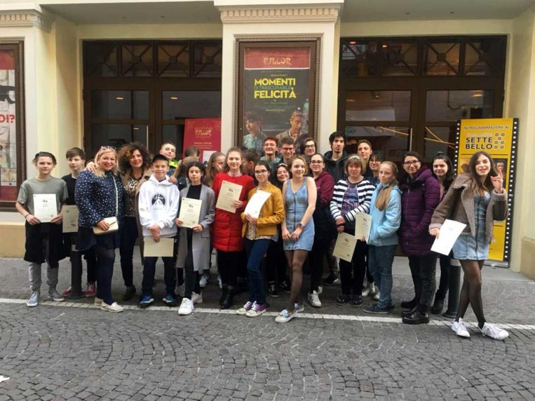 Italian intensive course for groups