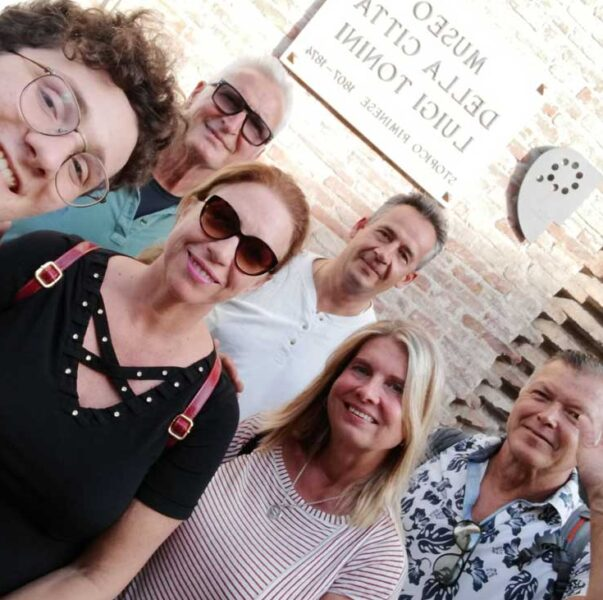 Italian language course for over 50
